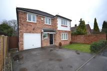 4 bedroom Detached home in Links Road, Wilmslow