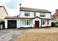 Detached property to rent in Hall Lane, Mobberley