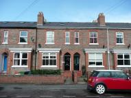 Terraced property in Mayors Road, Altrincham