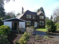 3 bed Detached property to rent in Warren Drive, Hale Barns