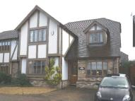 Detached home for sale in Afon Gardens, Ponthir...