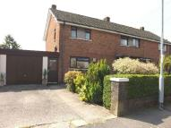 3 bed semi detached property in Caroline Road, New Inn...