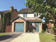 Detached house for sale in Pensarn Way, Cwmbran