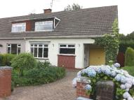 semi detached property in Avondale Crescent...