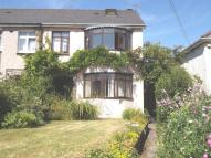 3 bed semi detached home to rent in Pontnewydd