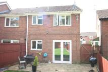 semi detached property for sale in St. Brides Gardens...