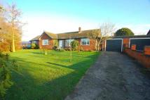 Bungalow in Heath Lane, Lower Peover
