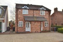 semi detached home in Middlewich Road...