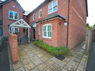 2 bed Apartment to rent in Badgers Croft, Mobberley...