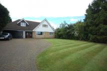Detached house in Mereside Road, Knutsford