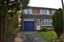 3 bed semi detached property in Bromley Drive...