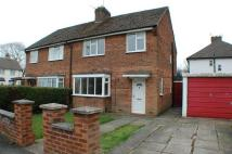 3 bedroom semi detached property to rent in Beech Drive, Knutsford