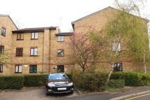 Flat in Noel Baker Court...