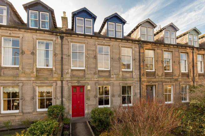 4 bedroom flat for sale in 7 2 bonnington terrace trinity for 23 ravelston terrace edinburgh