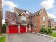 5 bedroom Detached property for sale in Burns Close...