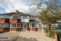 4 bed semi detached home for sale in Milton Avenue, Sutton...