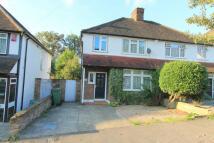 semi detached home in Gordon Road, Carshalton...