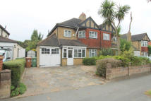 3 bedroom semi detached property in Banstead Road South...