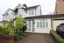4 bed semi detached property for sale in Harrow Road, Carshalton...
