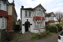 3 bedroom Detached home in Carshalton Park Road...