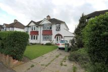 Foresters Drive semi detached property for sale