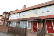 Terraced home in Percy Road, Mitcham...