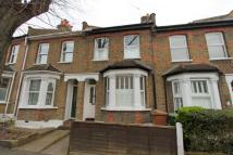 Terraced home in Tharp Road, Wallington...
