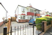 Woodfield Avenue semi detached house for sale