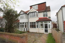 Collyer Avenue semi detached property for sale
