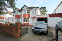 3 bedroom semi detached home in TRITTON AVENUE...
