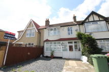 Terraced house for sale in Nightingale Road...