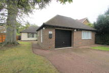 Detached Bungalow in WOODCOTE AVENUE...