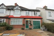 4 bed semi detached property in Green Lane, Purley...