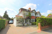 semi detached home in Sandy Lane South...