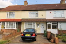 Terraced home for sale in Cheam, SM3