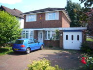 Detached house to rent in  Cheam, SM2