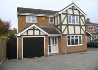 4 bed Detached house in Phipps Close, Whetstone