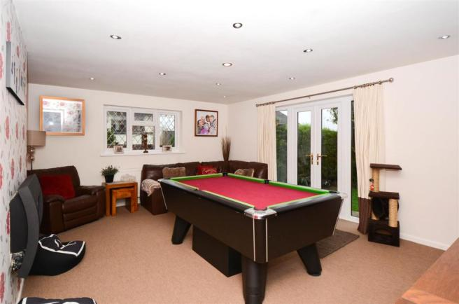 Games Rooms / Second