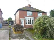 2 bedroom semi detached home in Lincoln Road, Tuxford