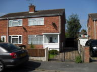 2 bedroom semi detached home in Lifton Avenue, Retford