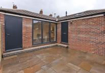 Bungalow to rent in CHERRY STREET, YORK