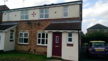 semi detached house to rent in WHITLEY CLOSE, YORK