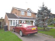4 bed Detached house for sale in Lovap Way, Corby...