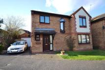 4 bedroom Detached property for sale in Sherwood Close, Corby...