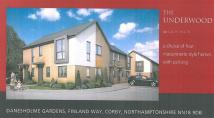 2 bed new development in The Underwood, Corby...