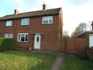 semi detached home in Spinney Road Weldon...