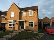 4 bed Detached house in Bennett Road, Corby...