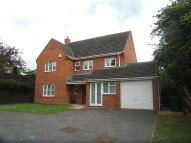 Detached property in Hillside Crescent...