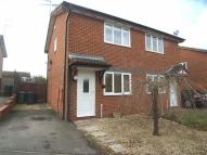 semi detached property to rent in Ridding Close, Corby...