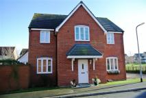 4 bed Detached home for sale in Chequers Close, Corby...